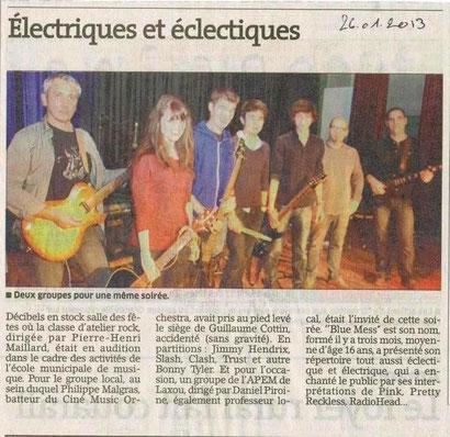 ER 26janv2013 - Groupe Blue Mess