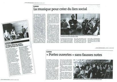 Articles ER mai 2013 -  Portes Ouvertes à l'APEM