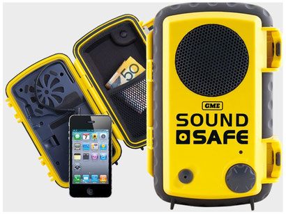 GME Sound Safe Case