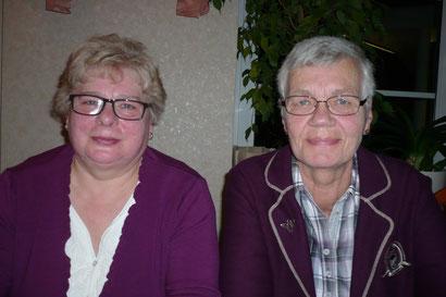 Beisitzer : Pauline Körner und Heidi Nagler