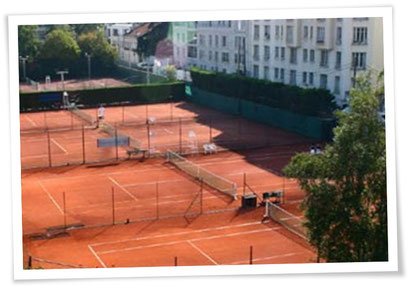 Construction installation rénovation Tennis French Court Belgique