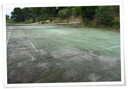 Constructeur installateur rénovation Tennis French Court Belgique