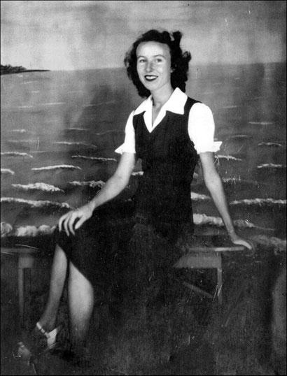 Irene Jonhson - Frank's wife