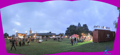 Grand parc d'Enghien