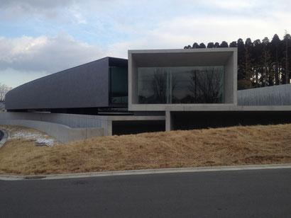 ホキ美術館(緑区)