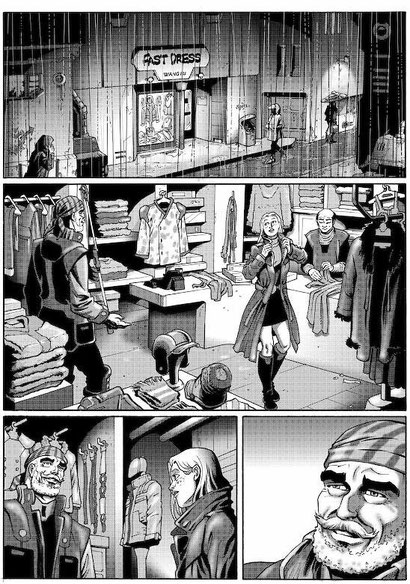"Tavola da ""Universo Alfa"" n.2 - 2008"
