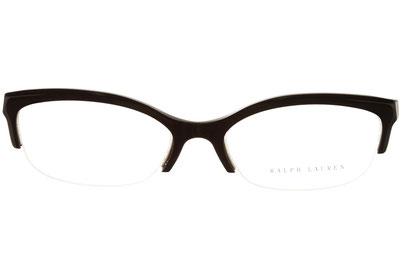 Occhiali da vista Ralph Lauren donna 6073. Colore: 5001. Forma: gatto. Materiale: plastica.