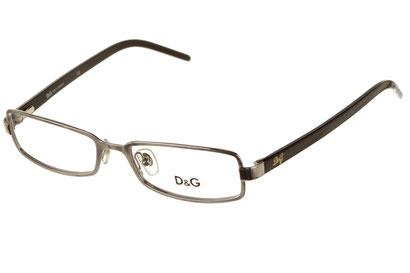Occhiali da vista D&G 5042. Colore: 061 argento. Calibro 49-16. Materiale: metallo.