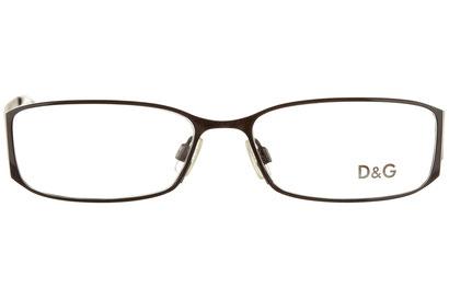 Occhiali da vista D&G 4133. Colore: 0B5 nero. Calibro 53-15. Materiale: metallo.