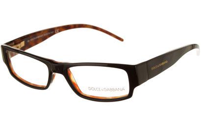 Occhiali da vista Dolce e Gabbana 0627. Colore: 301 nero. Calibro 51-15. Materiale: acetato.