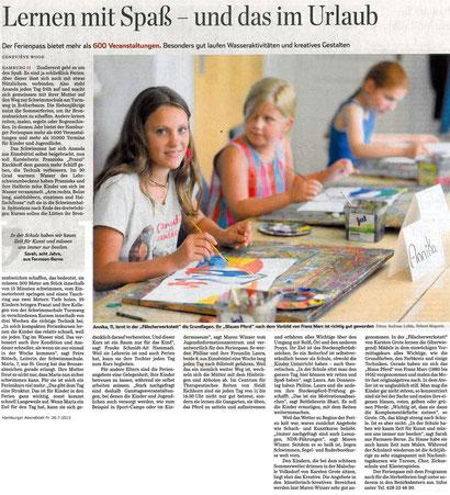 Hbg.-Abendblatt 26.7.13 S. 9