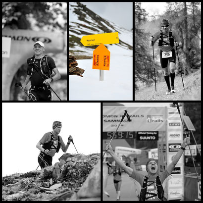 Impressionen SALOMON 4-Trails