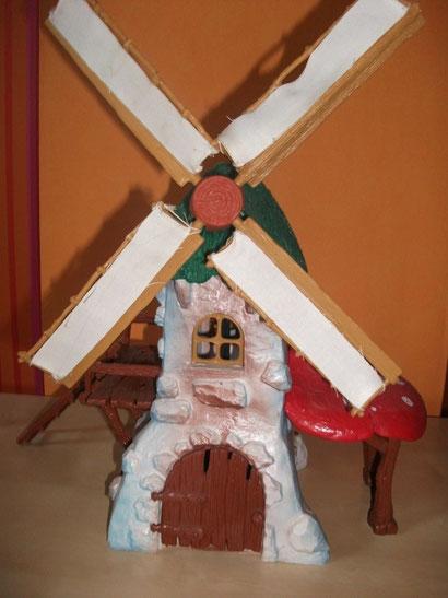 Moulin des Schtroumpfs