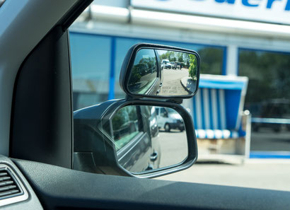 VW Caddy Zusatzspiegel