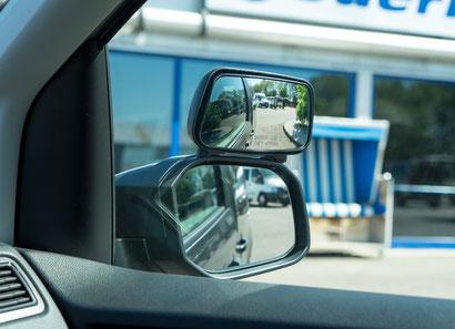 Volkswagen Caddy Zusatzspiegel