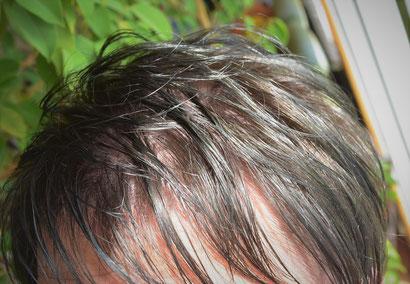 ビビッドな発色のダブルカラー