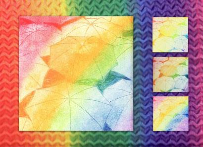 Regenbogen   - Farben sind Kinder des Lichts