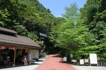 都民の森入口