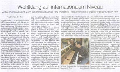 Bericht in der Südddeutschen Zeitung, 09.02.12