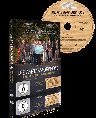 """DVD """"Die Meta-Morphose"""""""