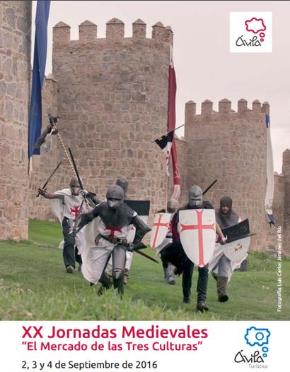 """Jornadas Medievales """"El Mercado de las Tres Culturas"""" en Ávila"""