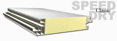 Cerramientos de panel sandwich