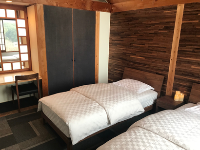shiraishijima  international villa room