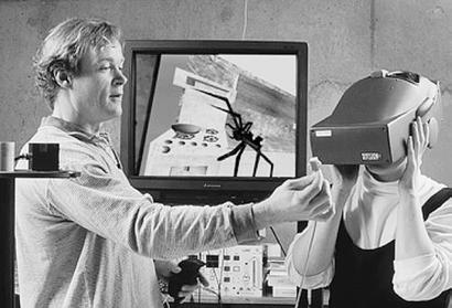 Les thérapies en réalité virtuelle, utilisation en TCC