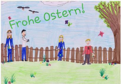gemalt von Mara Dienemann (Klasse 4a)