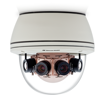 Arecont Vison 180 Surround Video®, presented by SafeTech