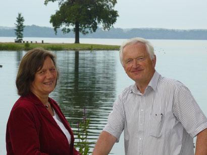 Gisela und Hartmut Zopf
