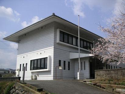 田澤記念館外観