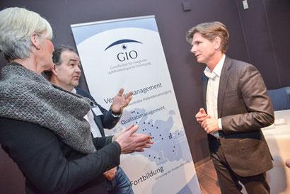 Maren Morawe, Dr. Jon-Marten Heisler und Dr. Heiner Garg