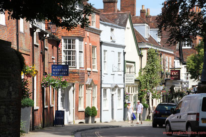 Sehenswürdigkeiten und Reisetipps für Hampshire