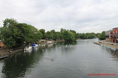 Sehenswürdigkeiten und Reisetipps für Berkshire