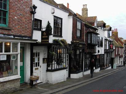 Sehenswürdigkeiten und Reisetipps für Sussex
