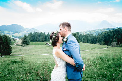 Heiraten im Allgäu (Vintage Wedding)