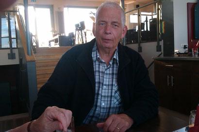1. Vorsitzender Heinz Mayer