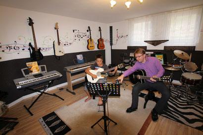 Gitarrenunterricht Landshut