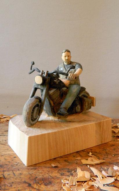 Harley Fahrer