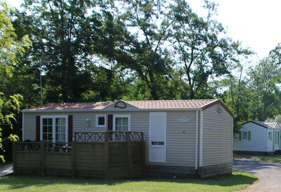 camping auvergne allier vichy mobile home camping croix st martin