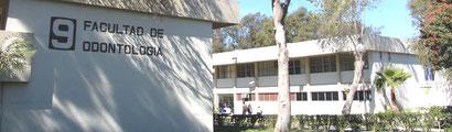 Facultad de Odontología, UABC, Tijuana.