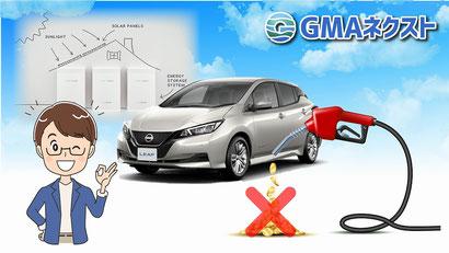 電気自動車リース画像2
