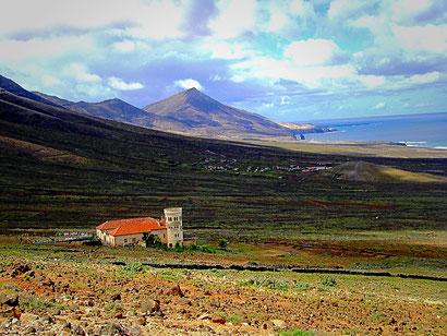 Fuerteventura wandern zur Villa Winter
