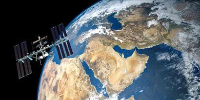 Nanoprotect GmbH - Speziallösung für die NASA - Korrosionsschutz für ultraleichte Aluminiumbauteile der ISS