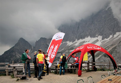 Regionalsport  Austria xeXreme Triathlon Interview Maria Schwaz Präsidentin Langdistanz Triathlon