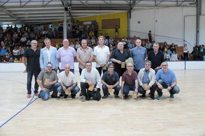 Equip Juvenil UESarrià de l'any 1980
