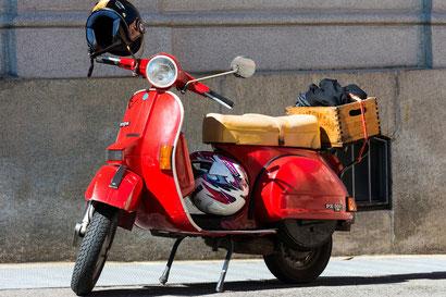 Moped, Motorroller versichern Hannover