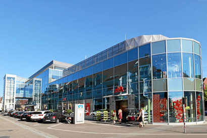 Hochrhein-Center, Shopping Rheinfelden