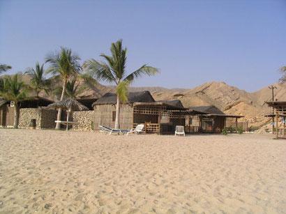 Unsere Doppelzimmer direkt am Strand